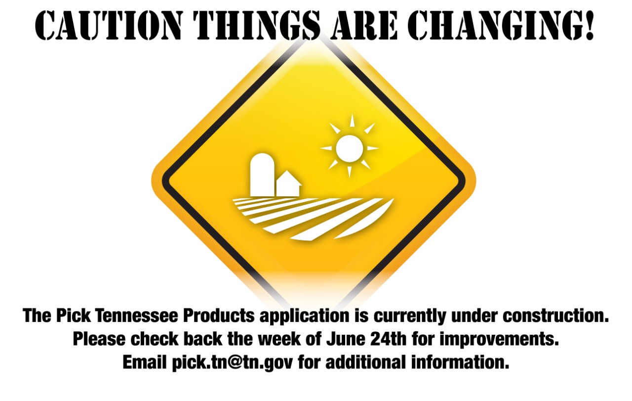 Apply Pick Tennessee Products Application Down